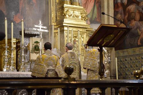 Octava del Corpus en El Patriarca