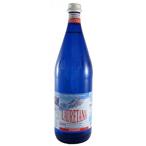 Lauretana Frizzante 1 litro Vuoto a rendere