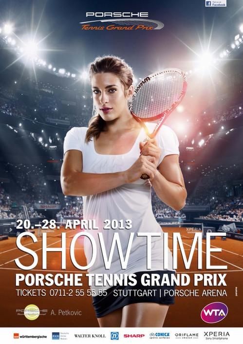 Porsche Tennis Grand Prix   Nicole L.