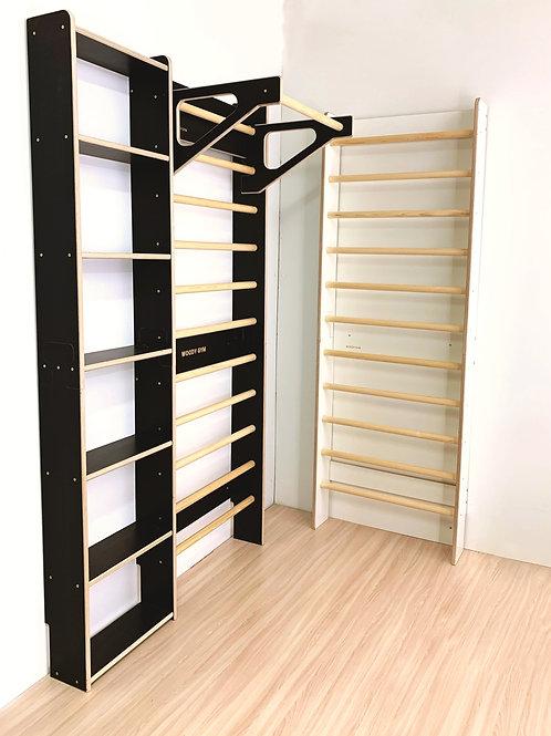 Wall bars Shelfs
