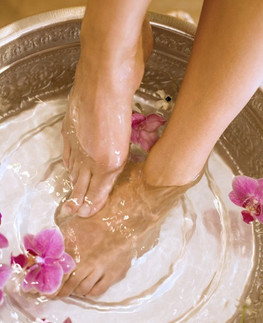 Spa pedicures