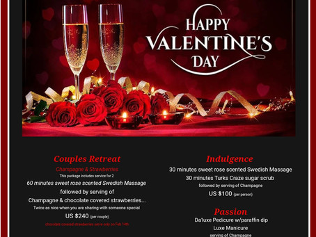 Pick your Passion Valentine's Day Special!