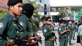GALLERY: Cambodia/Thailand Poipet Land Border on November 9, 2019 (The day of Sam Rainsy's plann