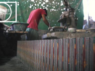 VIDEO: Painted Tile Workshop / Siem Reap, Cambodia