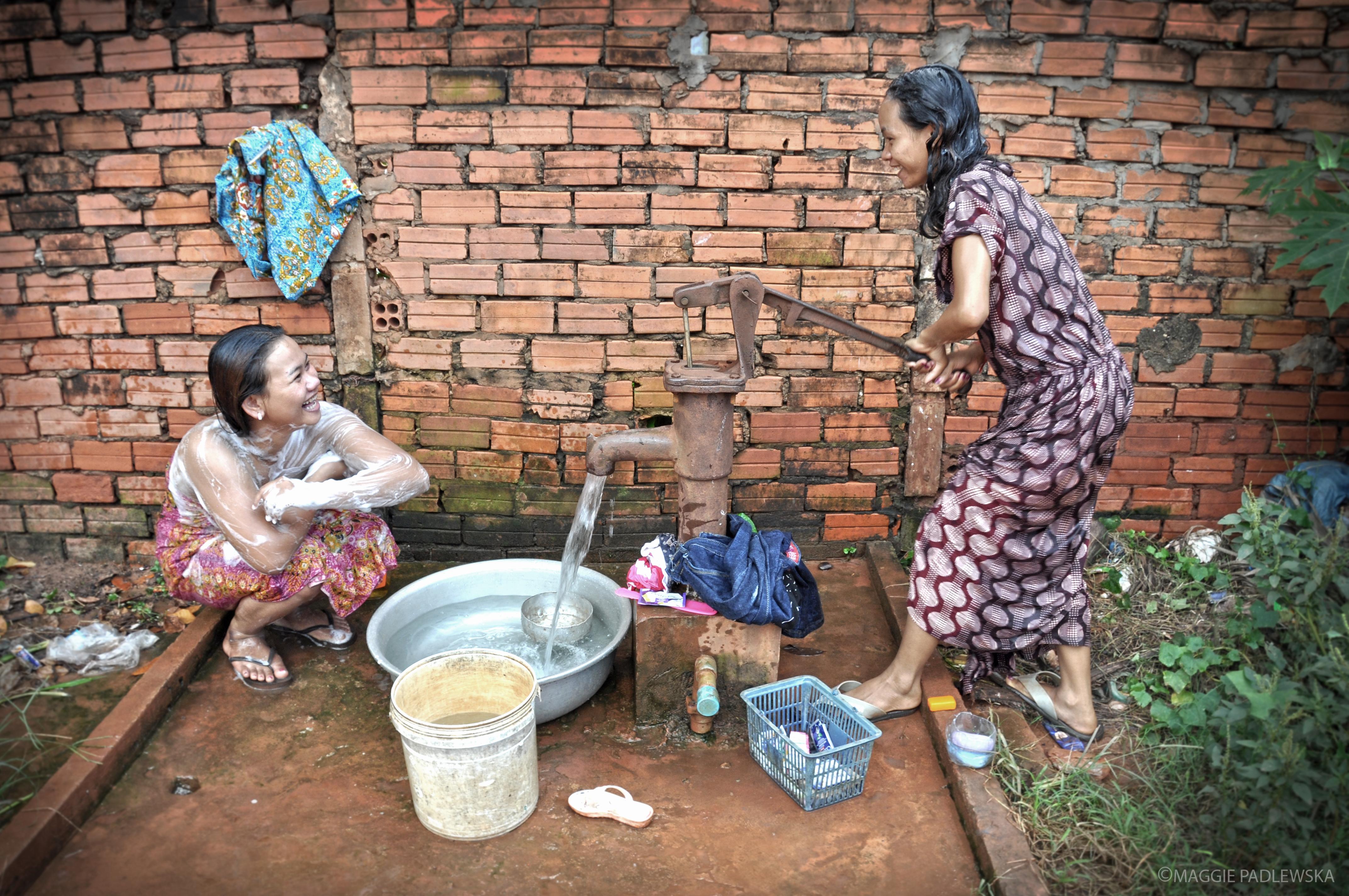 CAMBODIA-MODUL VILLAGE