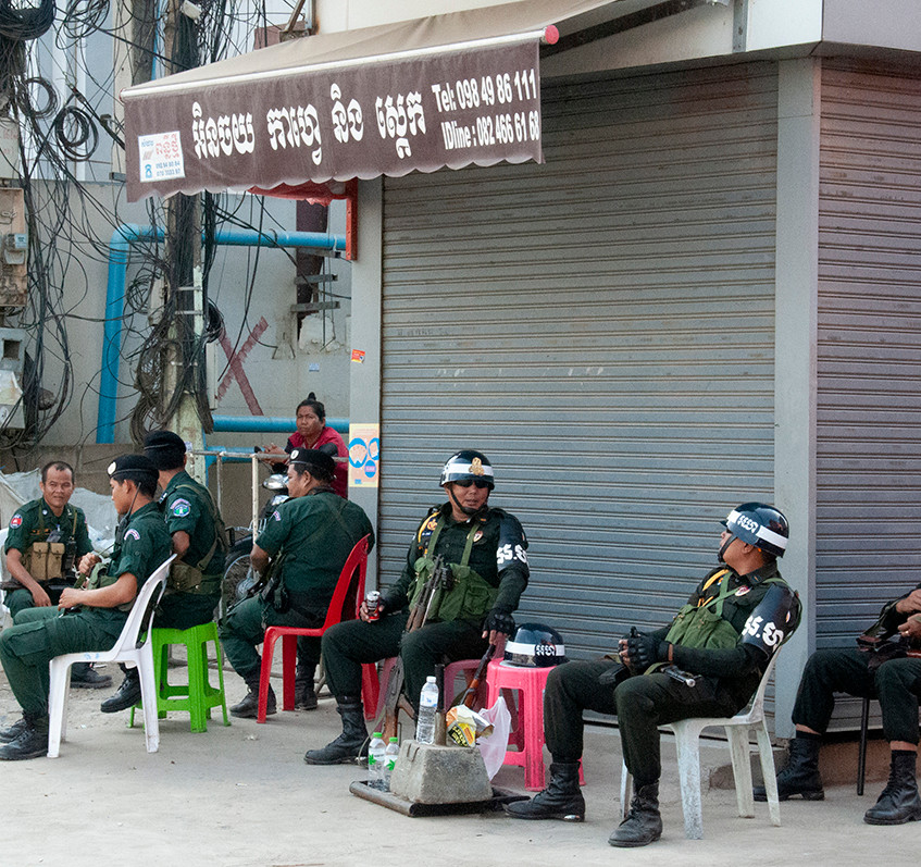 PADLEWSKA-Poipet, Cambodia