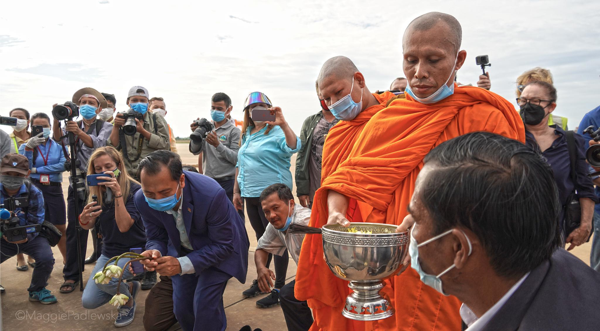 Nov.30.2020 (Siem Reap, Cambodia)