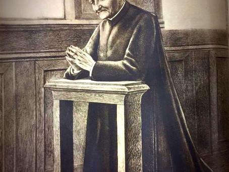 Пасхальное Триденствие 1892 г. Санкт-Габриель