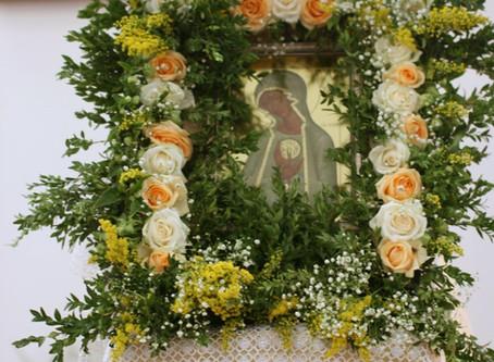 Введение во храм иконы Матери Слова Божиего