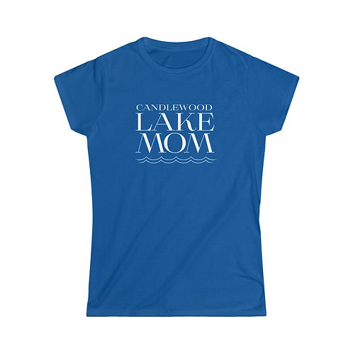 Candlewood Lake Mom Softstyle T