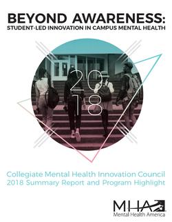 Collegiate Mental Health Innovation