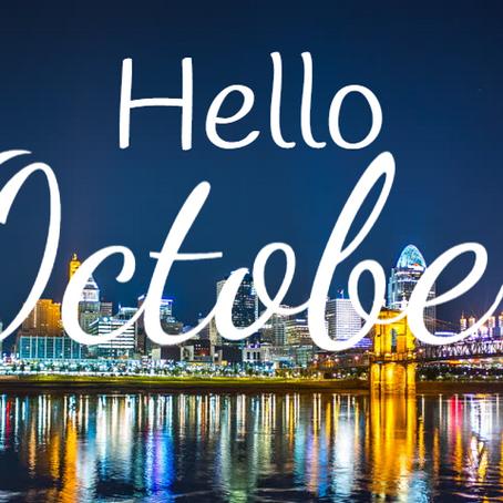 October in Cincinnati