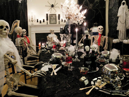 How to Throw the Perfect Halloween Party