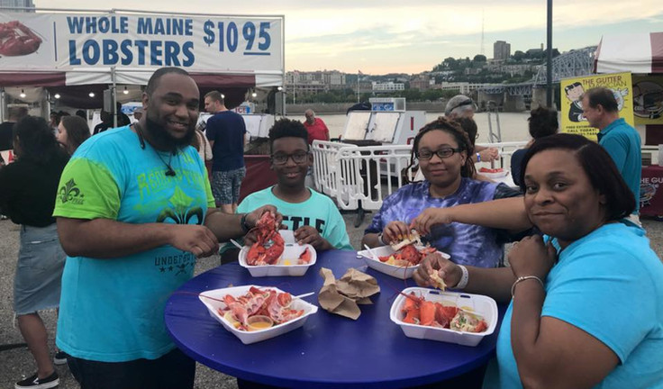 Great Inland Seafood Festival