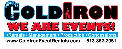 Coldiron Event Rentals