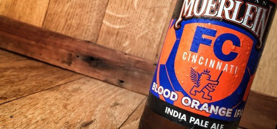 Moerlein Blood Orange