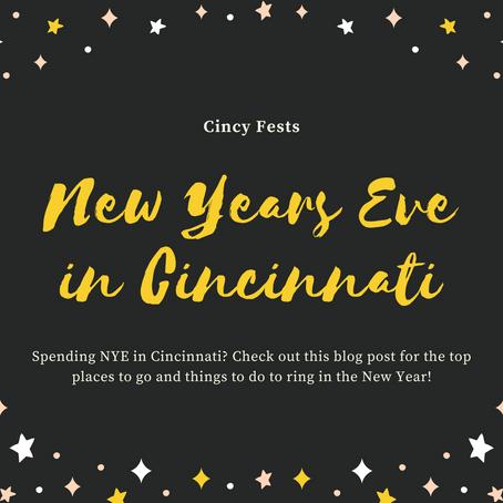 New Year's Eve In Cincinnati