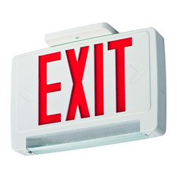 Exit Light Sign
