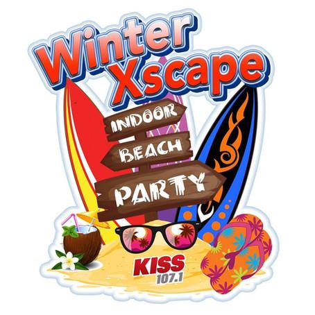 Winter Xscape Indoor Beach Party
