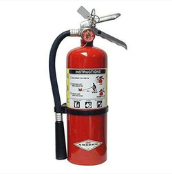 5lb Fire Extinguisher