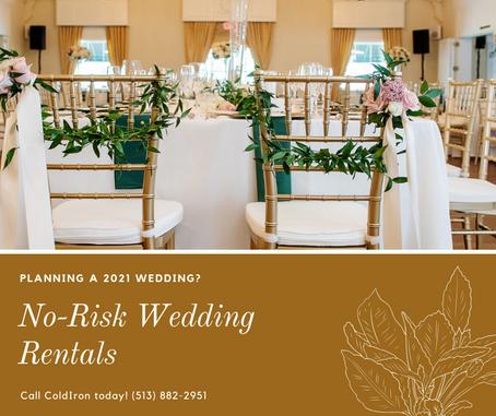 No-Risk 2021 Wedding Planning