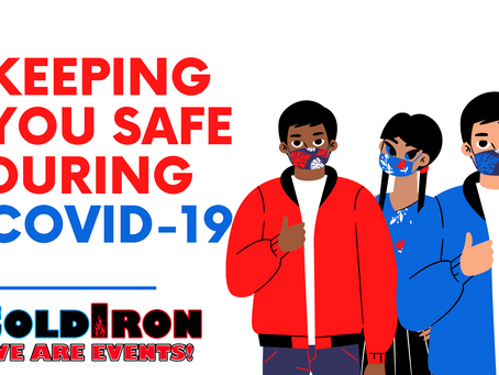 How ColdIron is Working Hard to Keep You Safe During Covid-19
