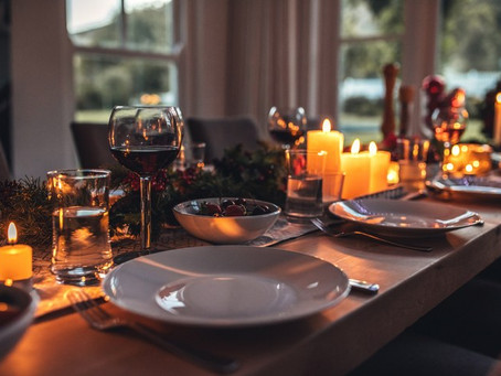 10 Thanksgiving Table Setting Ideas