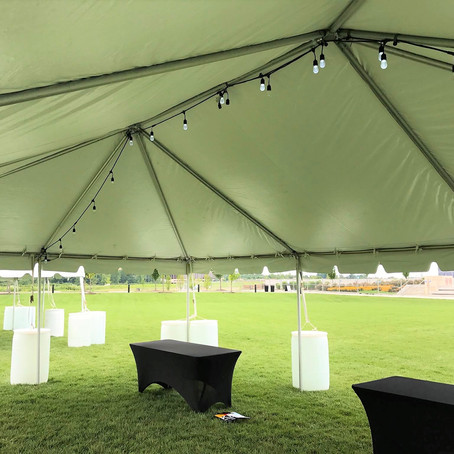 What You Should Know Before Renting a Tent For Your Outdoor Event