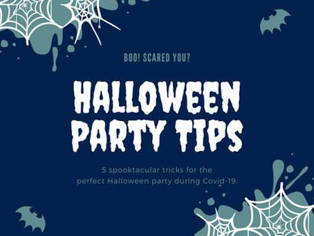 Halloween Party Tips