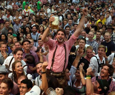 Oktoberfest Season in Zinzinnati