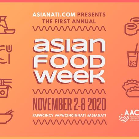 Asian Food Week