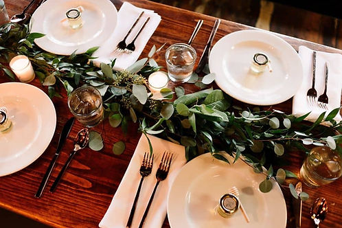 Dinnerware and Glasses for Rent Cincinnati