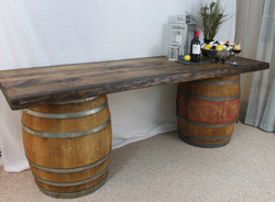 Two Barrel Bar