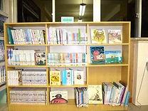 古い書棚が変身