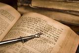 A oração hebraica Livro Velho