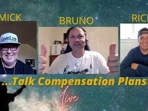 🔺I Asks Ricky (Company Co-Owner) A Question About Their New Company Compensation Plan!