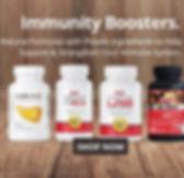 Immunity Booster Supplements VitaHolics.