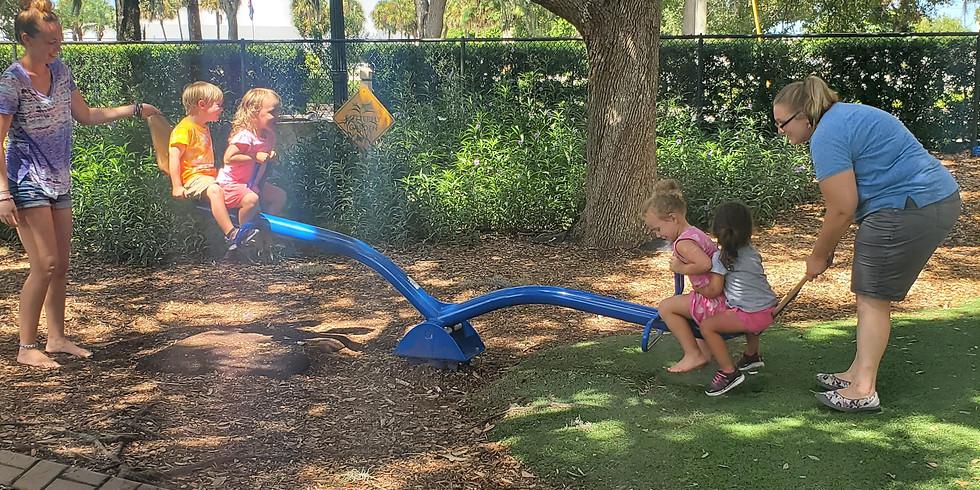 Playground-Sunshine Limitless