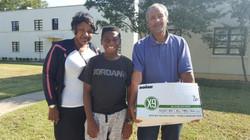 2016 Adopt a Family Recipients