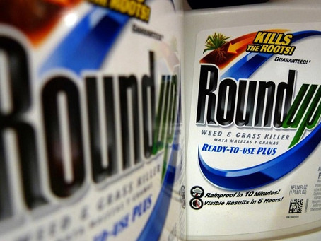SVG Bans Importation of Roundup