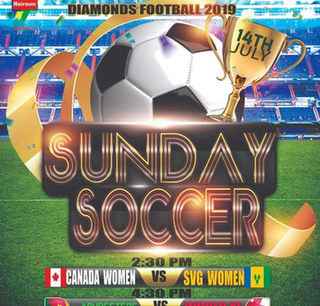 Blockbusting double header for Diamonds football