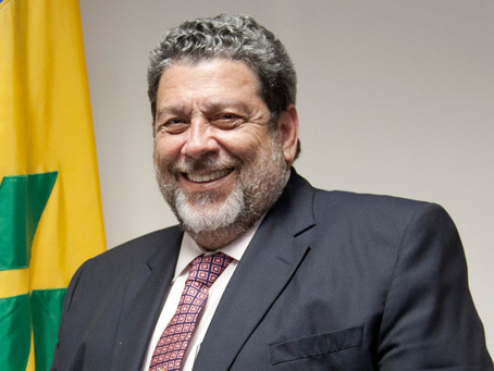 Local farmers must make money from Cannabis – SVG PM