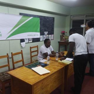 Acres local registration