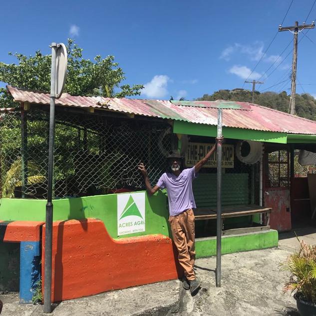 Branded Rum shop