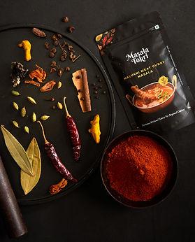 Masala Tokri Malvani Meat Curry Masala.j