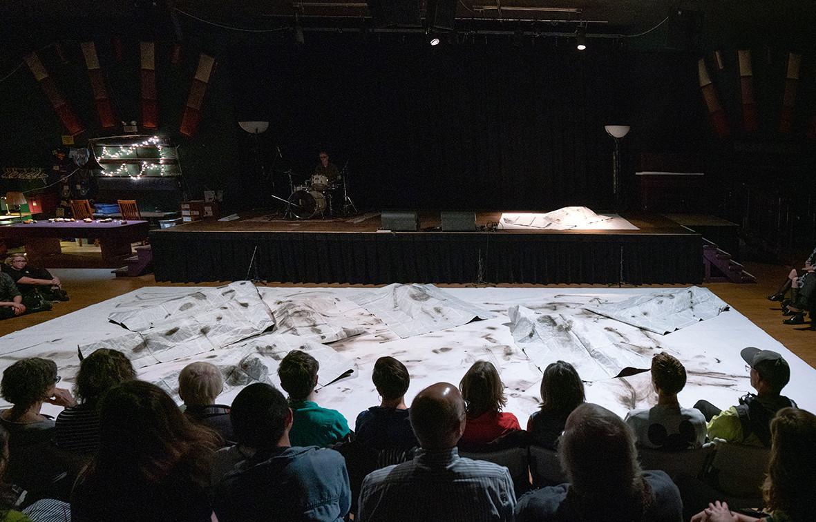 Fold. Unfold. Trace. Track. Landscape 5.