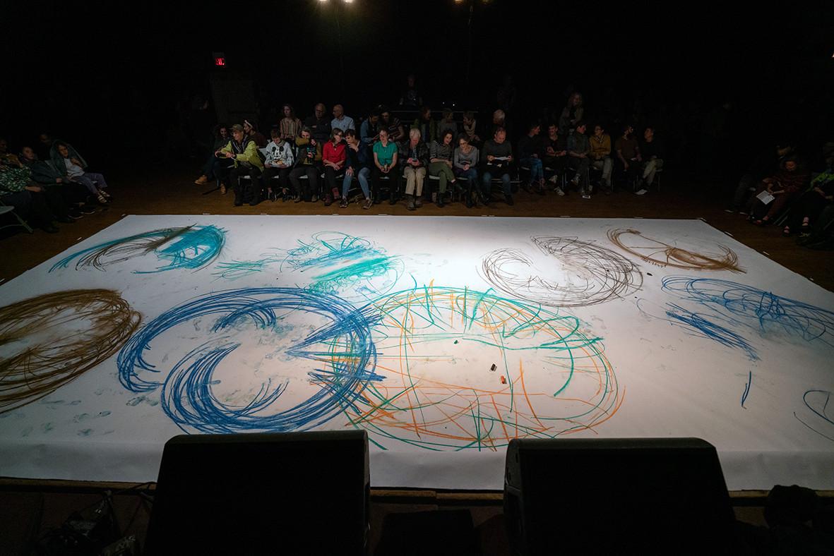 Fold. Unfold. Trace.Track. Landscape 12