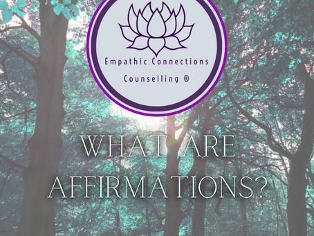 Affirmations: What are they? How do they work?