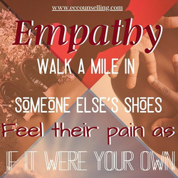 💜✨Feeling empathy for others is one of