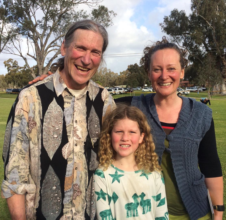 Permaculture hero David Holmgren